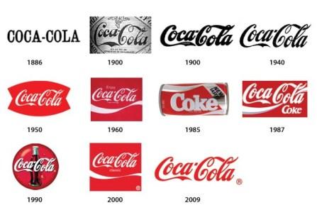 coke logos