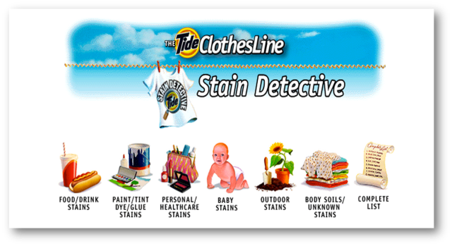 The Stain Detective
