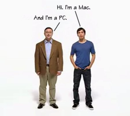 B2B vs. B2C is like PC vs. Mac